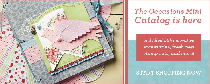 MINI OCCASIONS CATALOG IS HERE!!!!!!!!