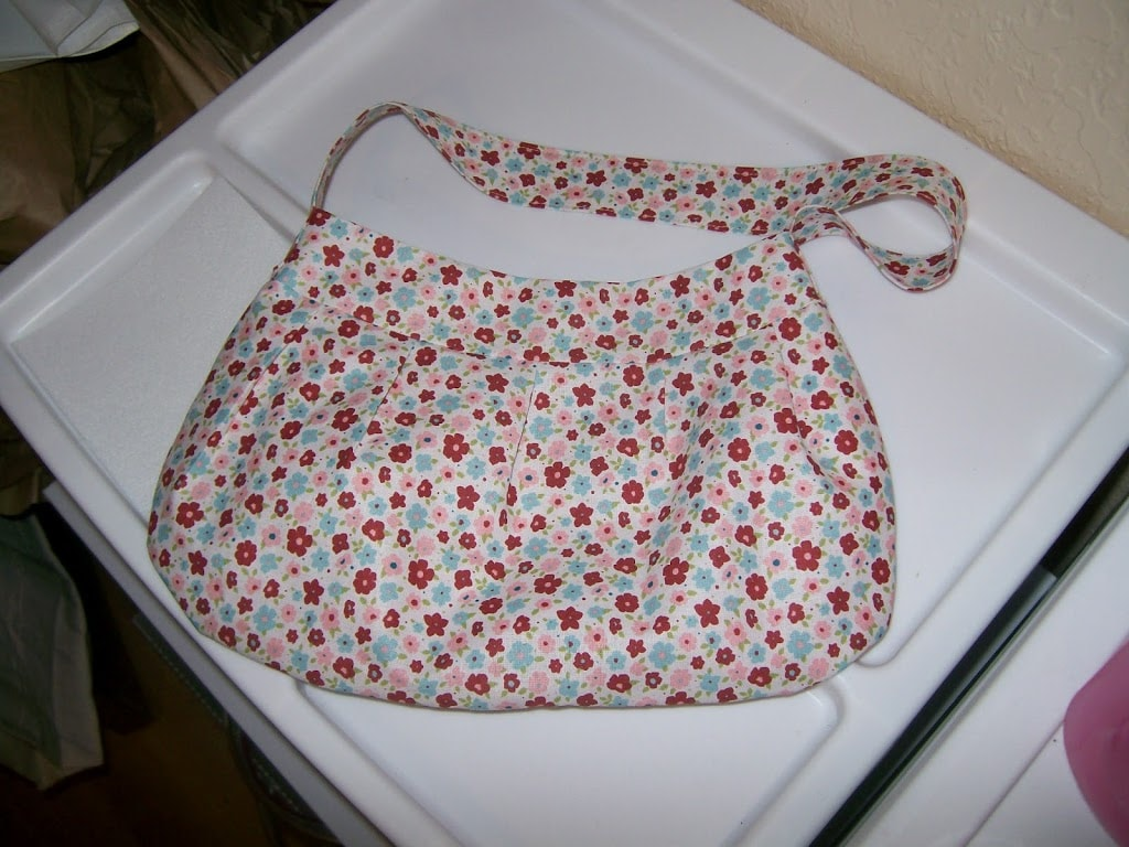 SEW much fun with Stampin Up Fabric