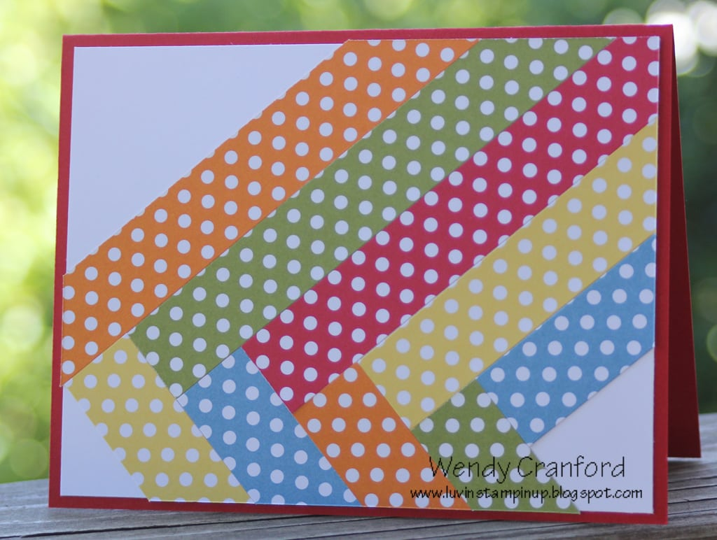 Quilted Cards | Luvin Stampin : quilted cards - Adamdwight.com