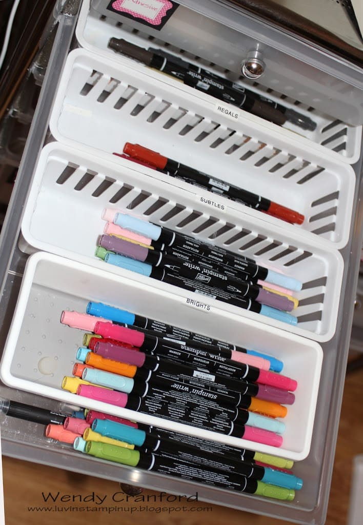 Organization is… What I love about Sundays