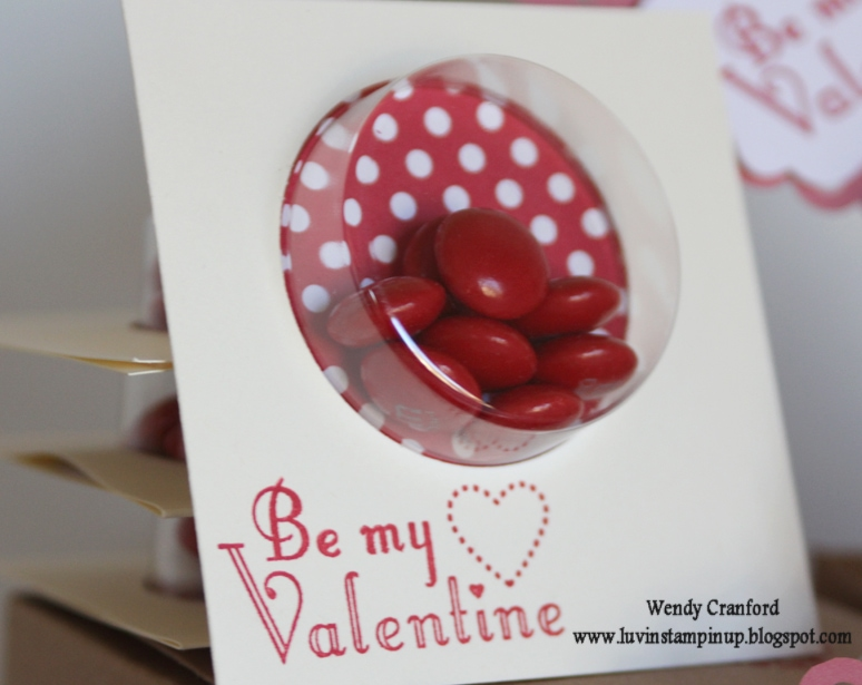 Valentine Treat Card and Video Tutorial