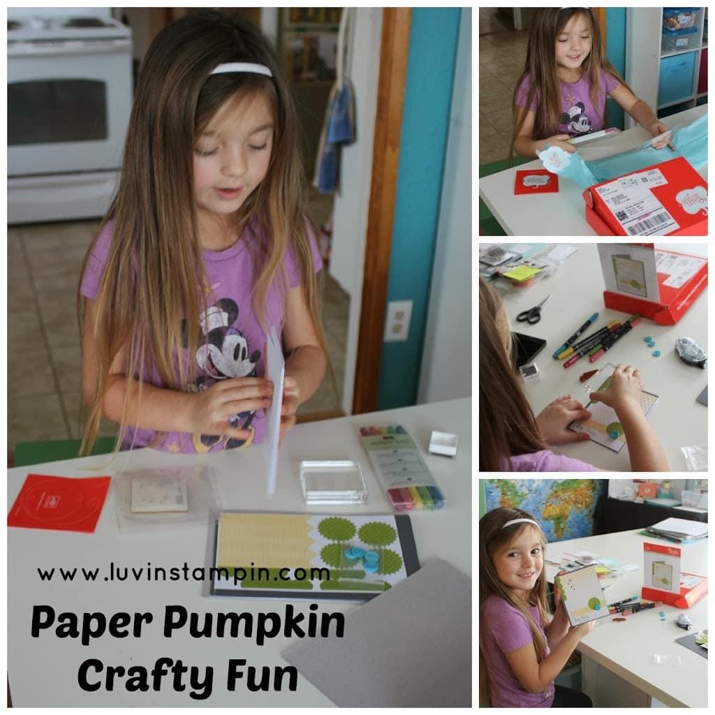 PaperPumpkinforkids