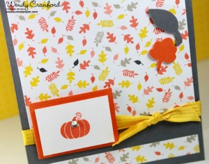 stampin up fall fest framelits card creative challenge club ccc19