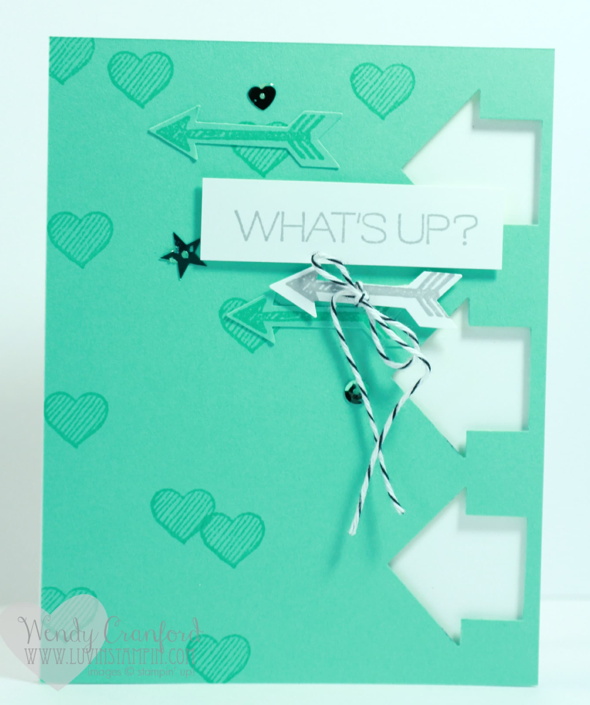 whats up stampin up