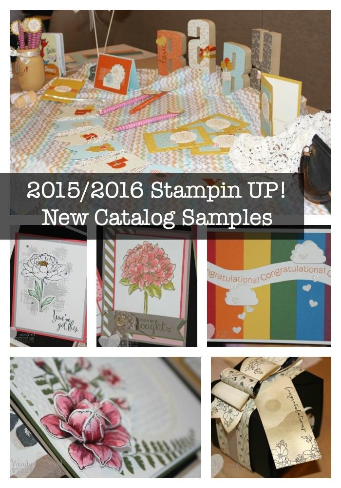stampin up catalog sneak peek 2015