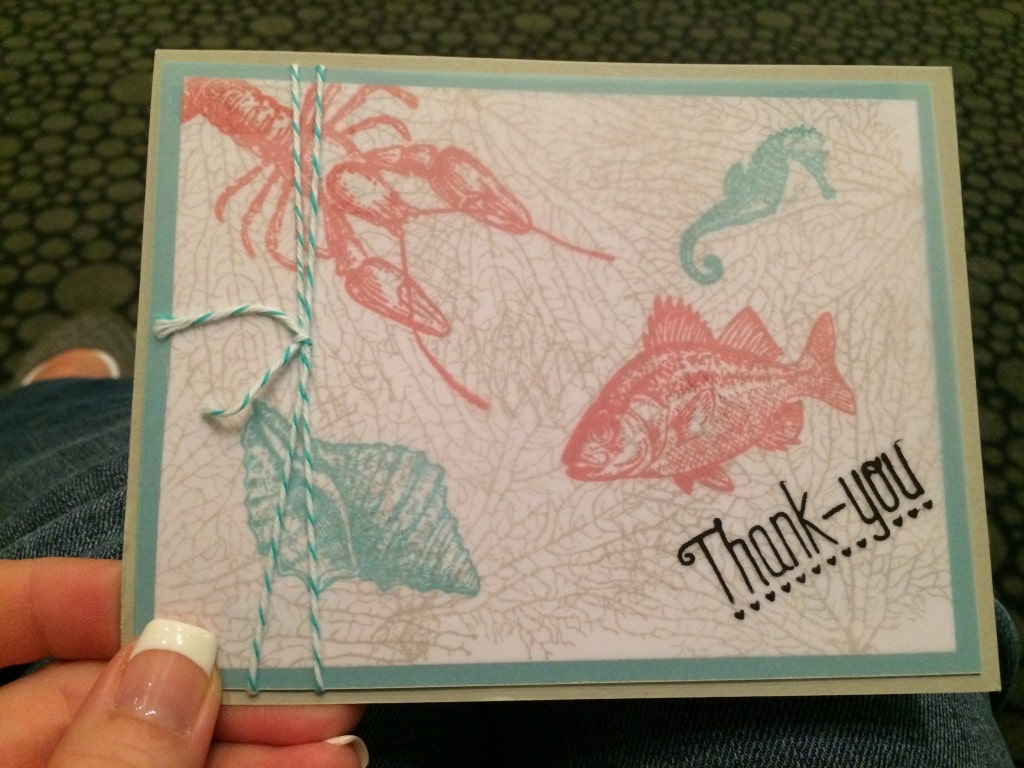 Stampin' UP! Convention 2015