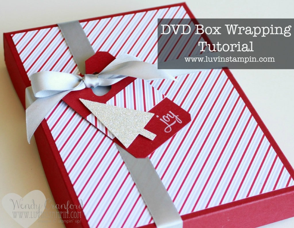 dvd box wrapping tutorial pic