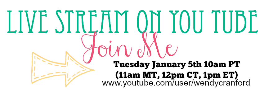 January 5 live event