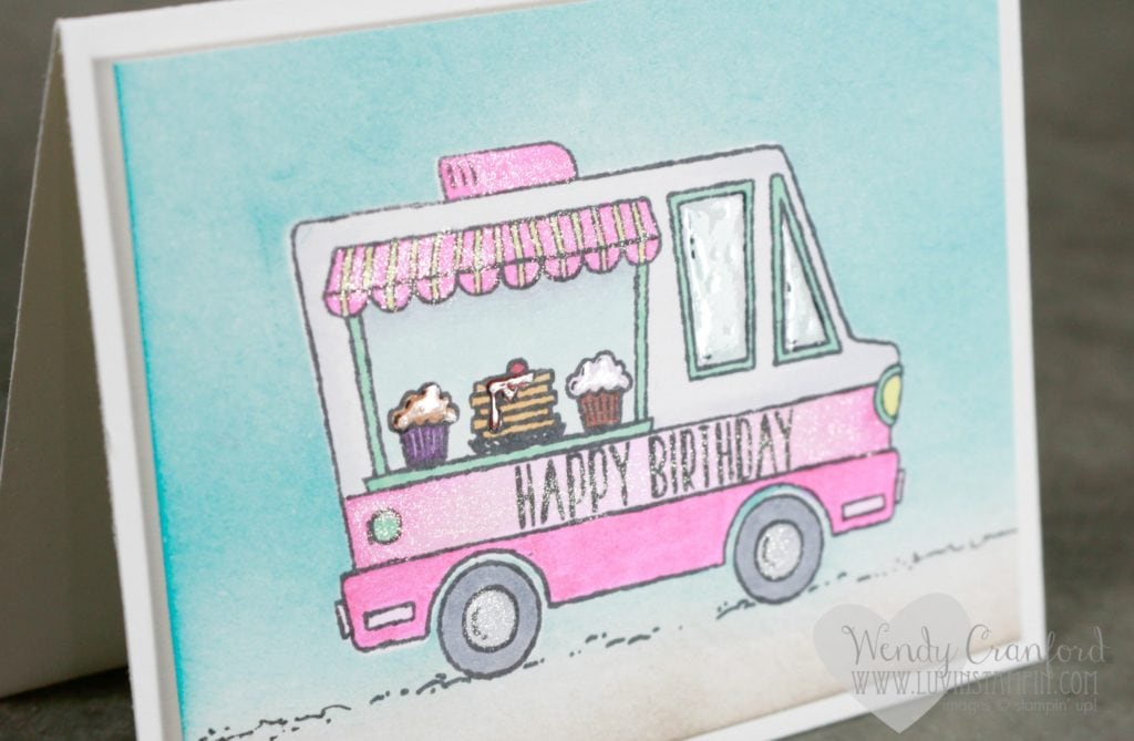 january2017-osat-Create fun boxes using the baker thinlits and the tasty truck stamp set Wendy Cranford luvinstampin.com