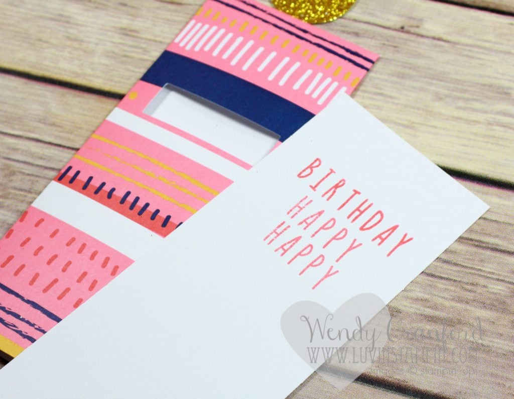 Crafting in a box, this is the February Paper Pumpkin kit from Stampin' UP! Wendy Cranford www.luvinstampin.com