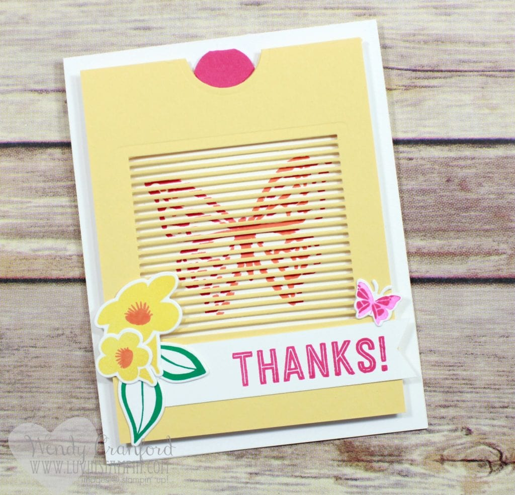 You Move Me stamp set and framelits from Stampin' UP! Wendy Cranford www.luvinstampin.com