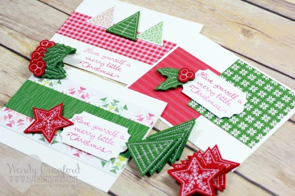 Free card kits and Stitched Felt embellishment pack with minimum purchase. Wendy Cranford www.luvinstampin.com