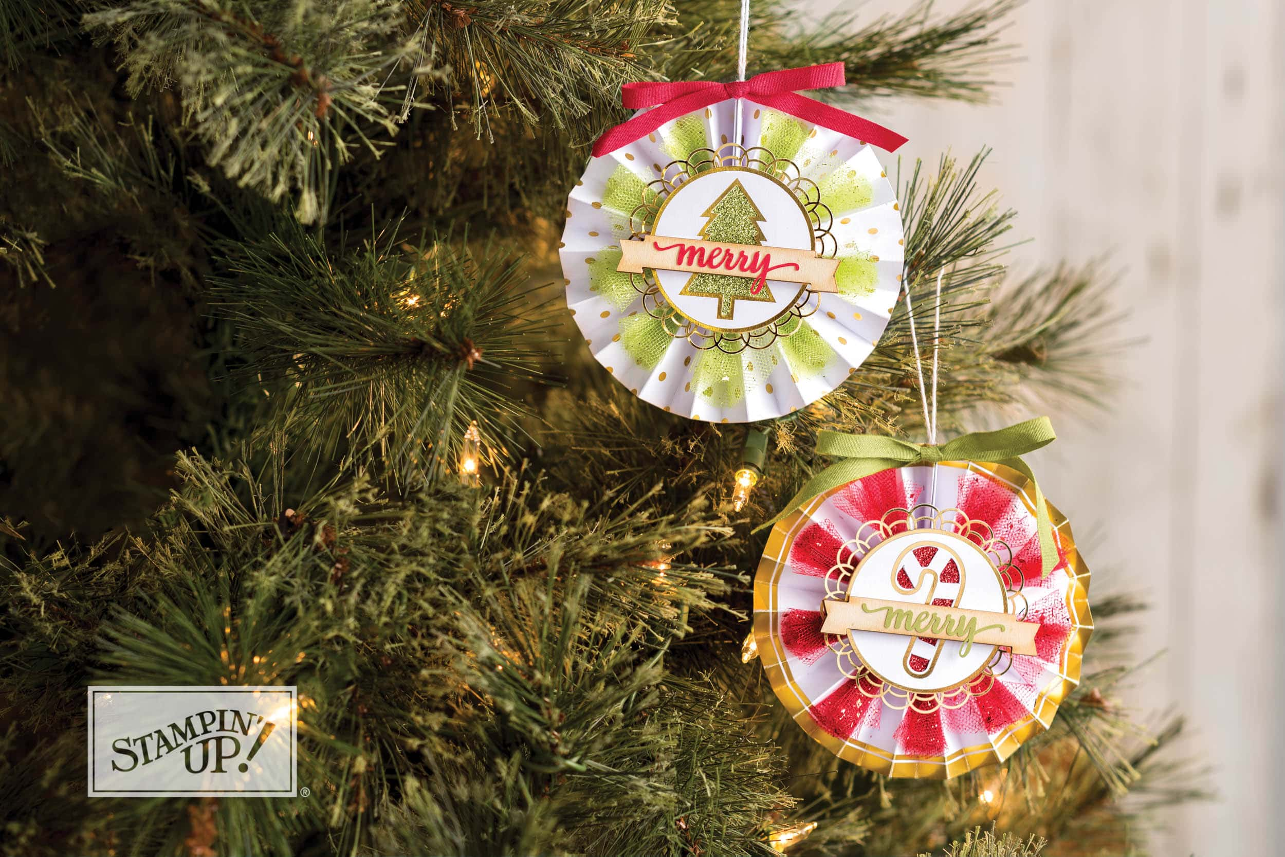 Be Merry kit is only $19 and requires no stamping or additional products. Wendy Cranford www.luvinstampin.com