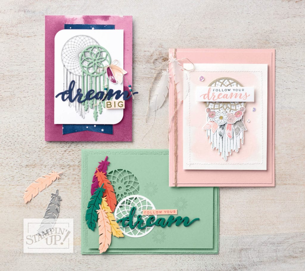 Follow Your Dreams Bundle Wendy Cranford www.luvinstampin.com