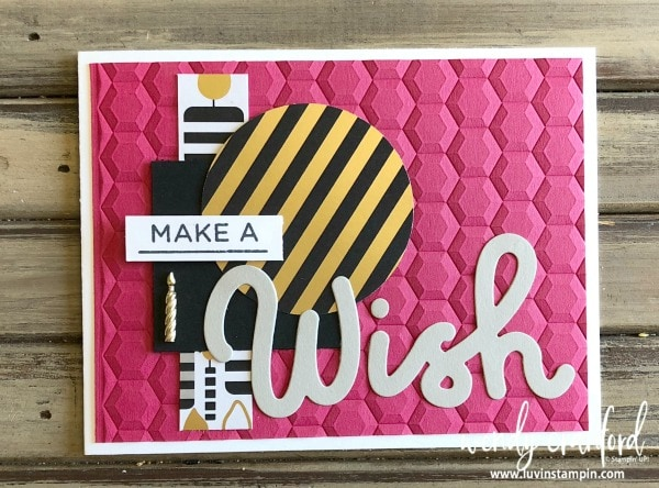 Broadway Bound projects from Luvly Stampers Team Event Wendy Cranford www.luvinstampin.com