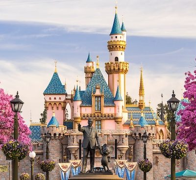 Heading to Disneyland