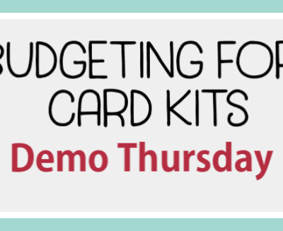 Are You Under Budgeting For Card Kits?