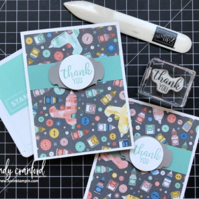 June Customer Thank You Cards