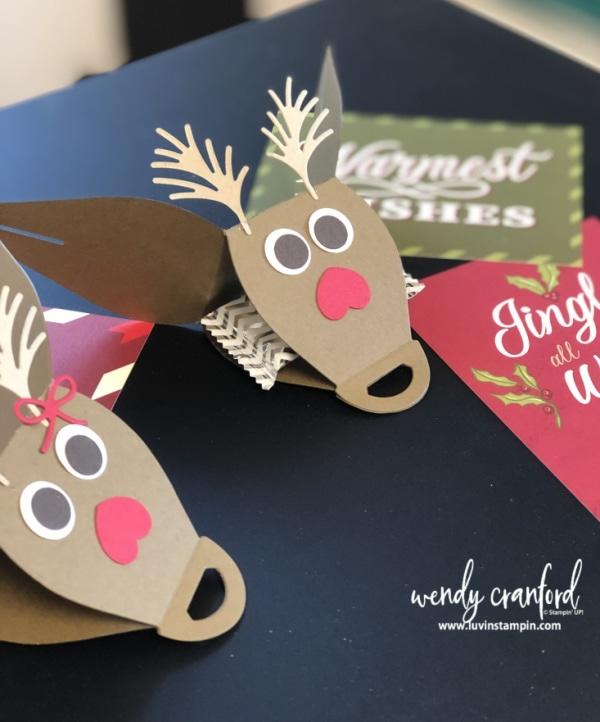 Stampin' UP! Mini Curvy Keepsake bundle from 2019 Stampin' UP Holiday catlaog