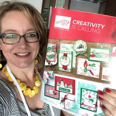 New 2019 Stampin' UP! Holiday Catalog IS HERE & Designer Series Paper Sale!