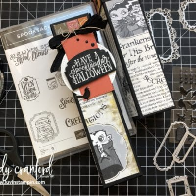 A Tall & Skinny Box with Spooktacular Bash Bundle