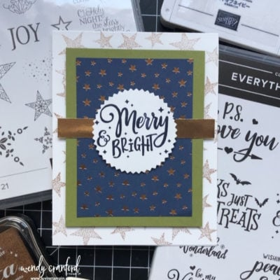 October Customer Thank You Cards