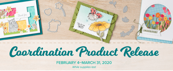 Coordination products image for Stampin' UP!