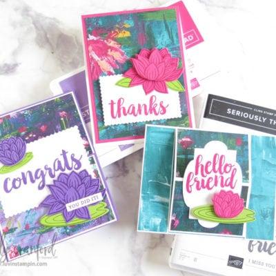 3 Easel Fun Fold Card Ideas
