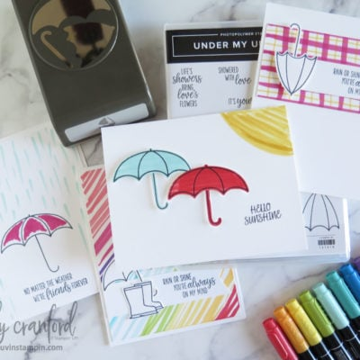 5 Card Making Ideas with Limited Supplies | Simple Saturday