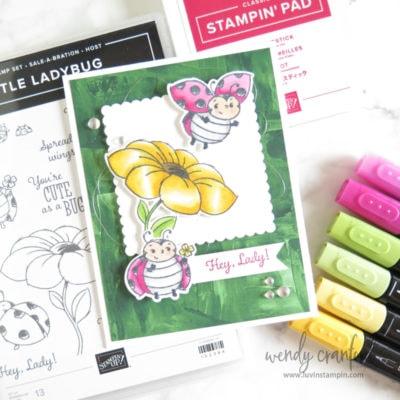 3 Little Ladybug Project Ideas & Giveaway