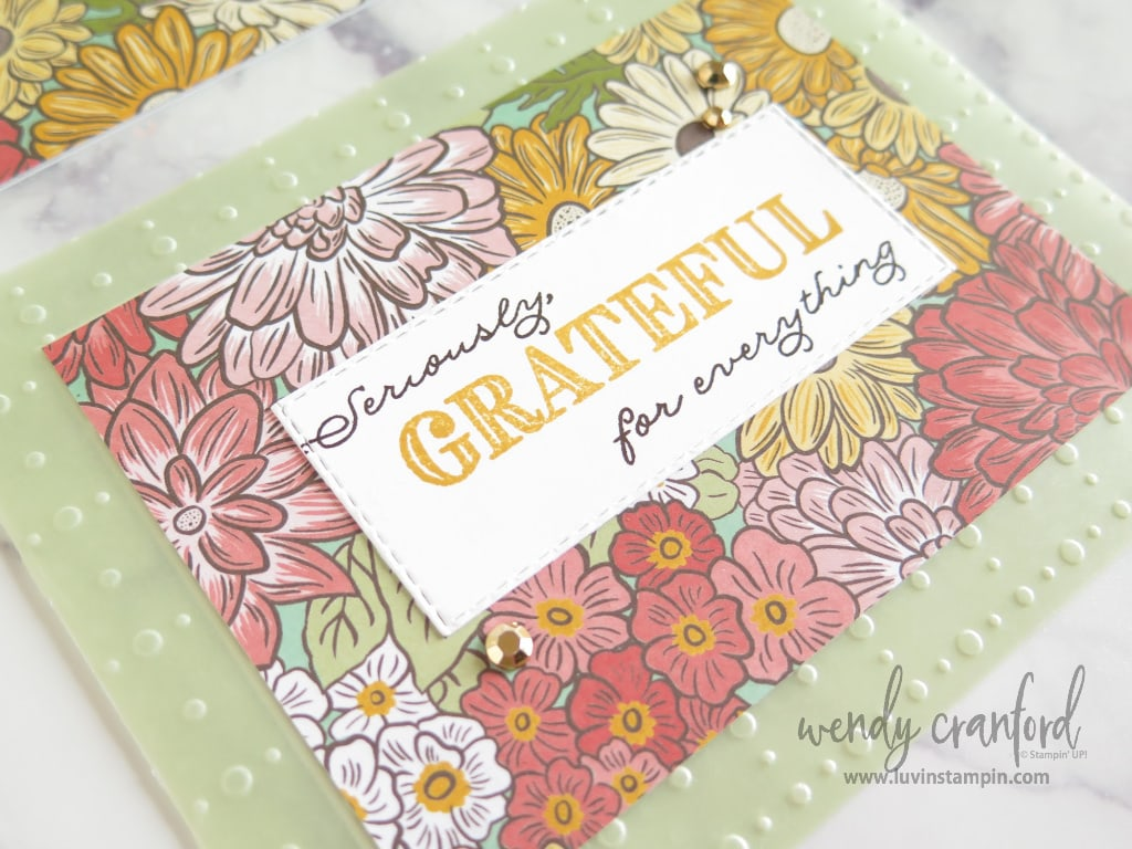Sale A Bration vellum featuring the Ornate Garden Suite