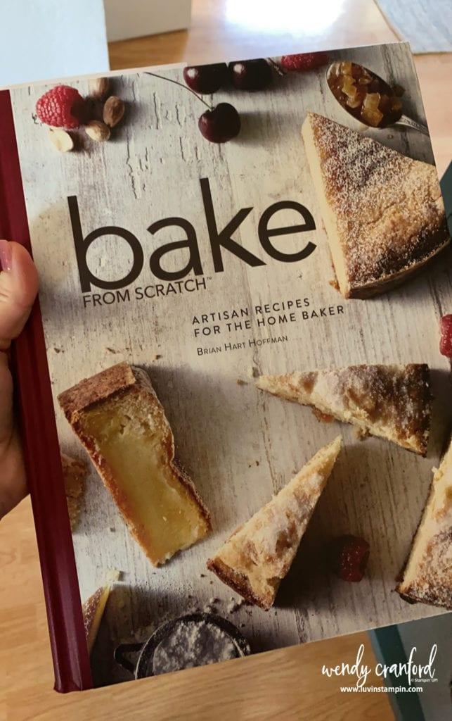 Bake from Scratch cookbook