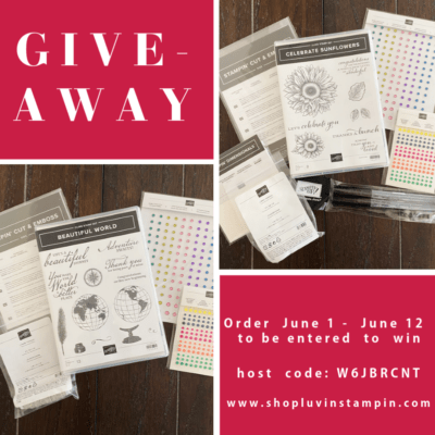 Giveaway & Catalog Launch Event