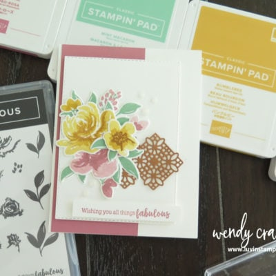 Three-Step Stamping | Color Splash Two