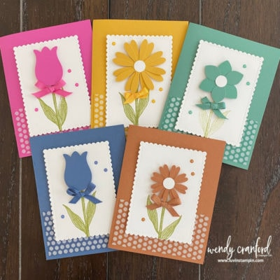 Introducing the New 2020-2022 Stampin' UP! In Colors