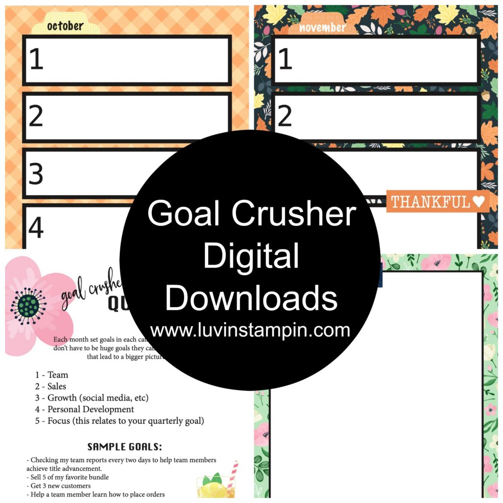 Goal Crusher course downloads