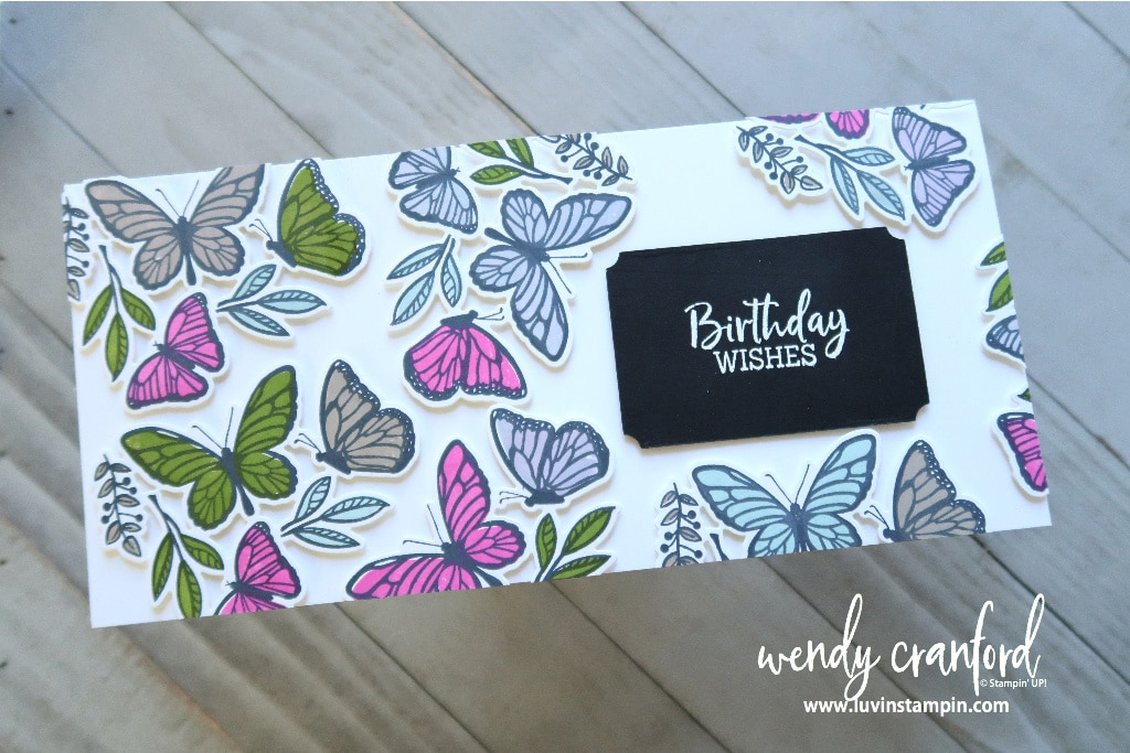 Floating and Fluttering Bundle from Stampin' UP!
