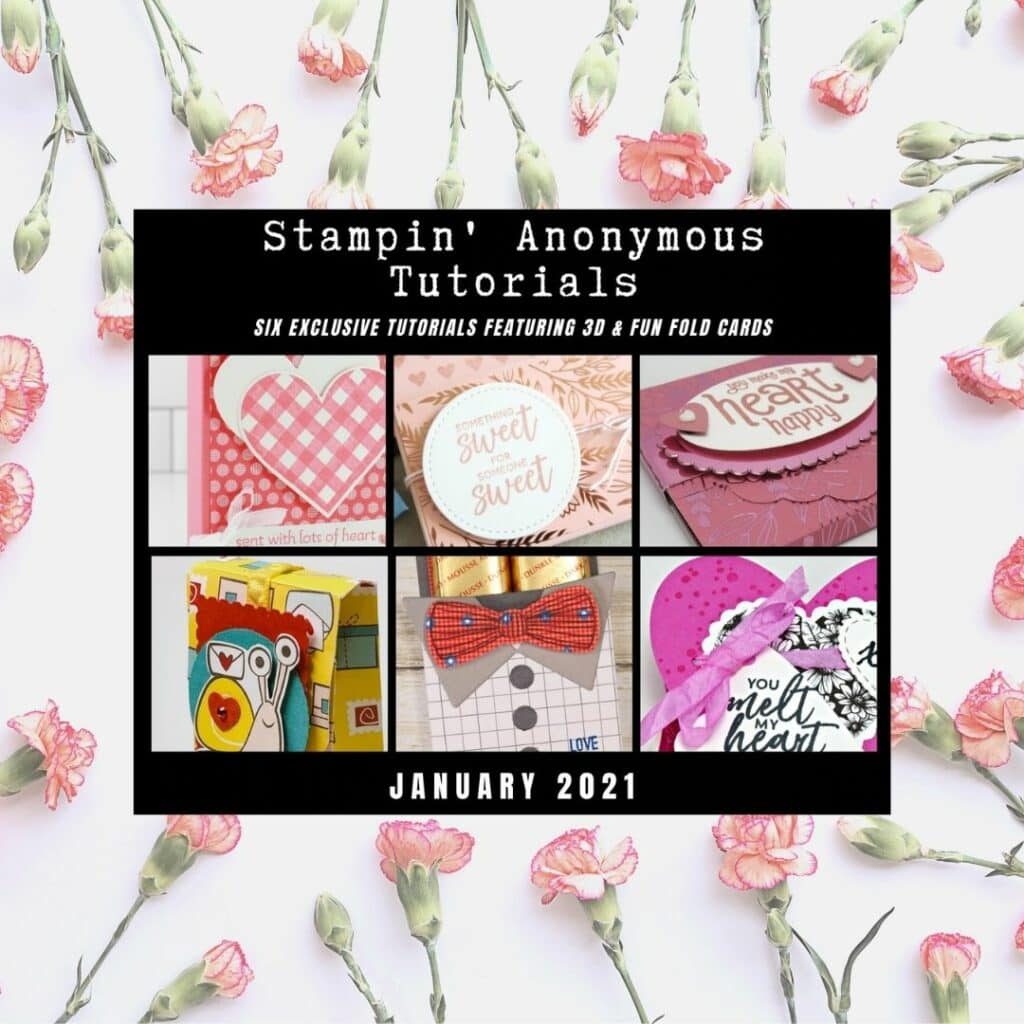 Stampin' Anonymous Tutorial Bundle