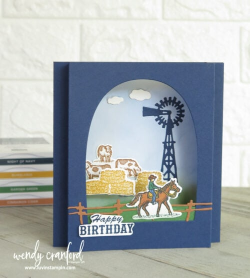 Learn how to make pop up window cards