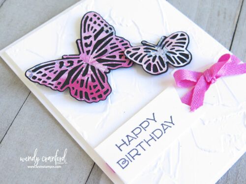 Butterfly Brilliance Bundle From Stampin' UP!