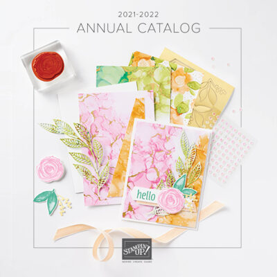 New Stampin' UP! Catalog Launch Party