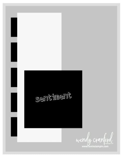 card sketch idea